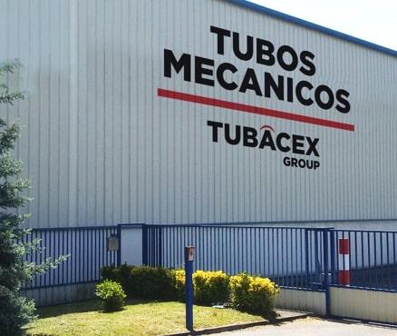 La sede social del grupo TUBACEX